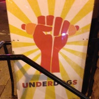 Photo taken at Underdogs by Aine D. on 5/16/2013