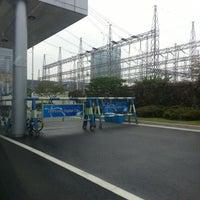 Photo taken at Samsung 정보통신동 by Michael L. on 10/10/2012