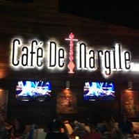 Photo taken at Cafè De Nargile by ___SİNEM H. on 7/7/2013