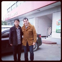 Photo taken at Victory Gate Hotel and Restaurant by Fabio S. on 12/15/2013
