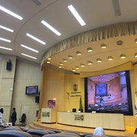 Photo taken at Main Auditorium by Mary Rose R. on 5/7/2018