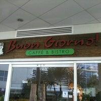 Photo taken at Buon Giorno! Caffe & Bistro by Corrine Emata   s. on 11/22/2012