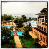 Foto tomada en Avantgarde Hotel & Resort por Erdinç Ö. el 4/3/2013