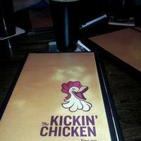 Photo taken at Kickin' Chicken West Ashley by Jay G. on 11/15/2012