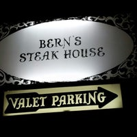 Photo taken at Bern's Steak House by Jay G. on 12/2/2012