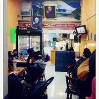 Photo taken at Tibetan mobile by Aaron on 10/24/2015