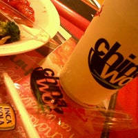 Photo taken at China Wok by kathryn F. on 9/20/2012