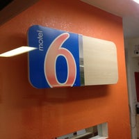 Photo taken at Motel 6 by makuxin on 4/30/2013