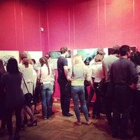 Снимок сделан в Музей искусств им. Богдана и Варвары Ханенко пользователем Виктория К. 4/21/2013