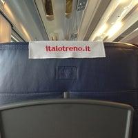 Photo taken at Stazione di Bellizzi by Francesca Cimi C. on 8/28/2013
