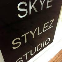 Photo taken at Skye Stylez Studio by Chai Evaline S. on 7/10/2013