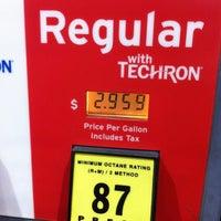 Photo taken at Chevron by 💜💜Priscilla💜💜 on 11/15/2012