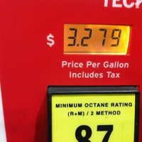 Photo taken at Chevron by 💜💜Priscilla💜💜 on 4/20/2013