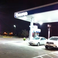 Photo taken at Chevron by 💜💜Priscilla💜💜 on 3/2/2013