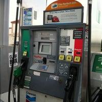 Photo taken at Chevron by 💜💜Priscilla💜💜 on 12/29/2012