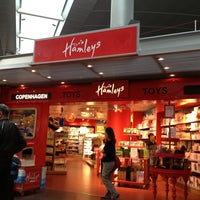 Photo taken at Hamleys by Asger B. on 7/27/2013