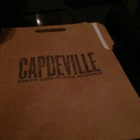 Photo taken at Capdeville by Michael R. on 1/22/2013