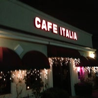 Photo taken at Cafe Italia by Michael R. on 1/4/2013