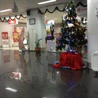 Photo taken at Telkomsel Regional Sumbagut by ndy t. on 1/9/2013