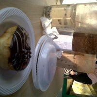 Photo taken at King' O donuts n coffee by Babad E. on 5/24/2014