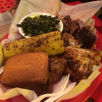 Photo taken at Dixie Pig Bar-B-Q by Michael D. on 10/10/2015