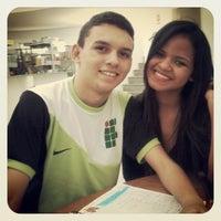 Photo taken at Biblioteca do IFCE-Campus Crato by João Marcos P. on 10/9/2013