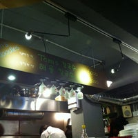 Photo taken at Tom's Noodles by Jungho S. on 12/12/2012
