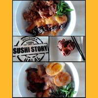 Photo taken at sushi story by HAVEZ J. on 4/20/2014