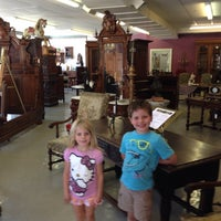 Photo taken at Schmidts Antiques by Scott S. on 9/28/2014