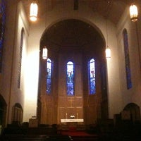 Photo taken at Lois Perkins Chapel by KK on 11/5/2012