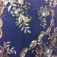 Photo taken at Royal Fabrics by Izuan M. on 1/20/2013