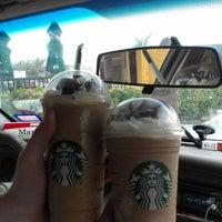 Photo taken at Starbucks by April G. on 2/24/2013