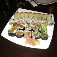 Photo taken at Sushi Tango by Chris W. on 2/19/2013