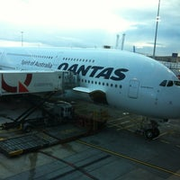 Photo taken at Melbourne Airport (MEL) by Paul H. on 7/19/2013