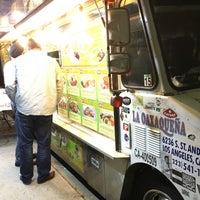 Photo taken at La Oaxaqueña Taco Truck by Caroline A. G. on 3/2/2017
