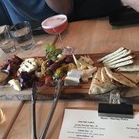 Photo taken at Evoo Greek Kitchen by Caroline A. G. on 4/13/2017