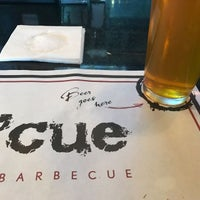 Photo taken at 'Cue Barbecue by Maverick on 3/19/2017