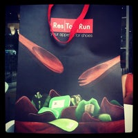 Photo taken at Res|Toe|Run by Venus S. on 11/25/2012