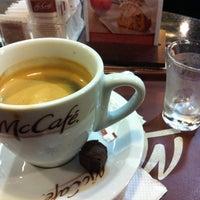 Photo taken at McCafé by André M. on 12/11/2012