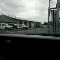 Photo taken at fahrner asphalt by Sylvia M. on 9/17/2012