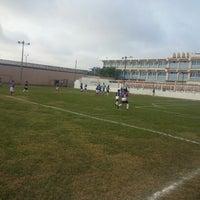 Photo taken at Colegio La Salle Veracruz by Joe Z. on 1/28/2014