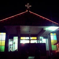 Photo taken at Mother of Perpetual Help Chapel by Myra L. on 12/31/2012