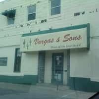 Photo taken at Vargas and sons by George S. on 4/23/2013