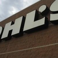 Photo taken at Kohl's Short Pump by Tyler J. on 5/7/2013
