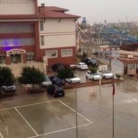 Photo taken at Tarsus Otelcilik ve Turizm Meslek Lisesi by Beyza Nur G. on 11/30/2016