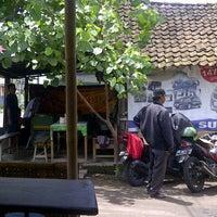Photo taken at Sate Kambing Pak Syamsuri by Heru P. on 11/18/2013