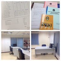 Photo taken at คณะวิทยาลัยการฝึกหัดครู มหาวิทยาลัยราชภัฏพระนคร by Issey Miyake on 10/10/2013