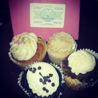Photo taken at The Flying Cupcake by Janine H. on 3/4/2013