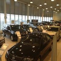 Photo taken at Nissan Автогранд by Biola ❀ O. on 11/24/2012
