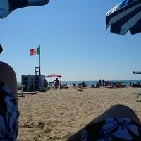 Photo taken at Bagno La Tintarelleria by Alex W. on 7/29/2016